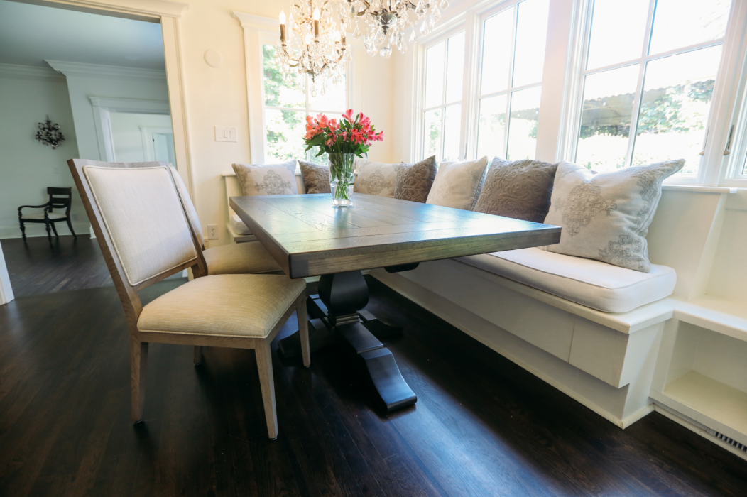 modern farm kitchen table