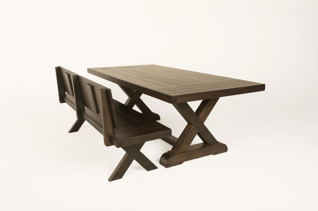 farmhouse kitchen telluride table