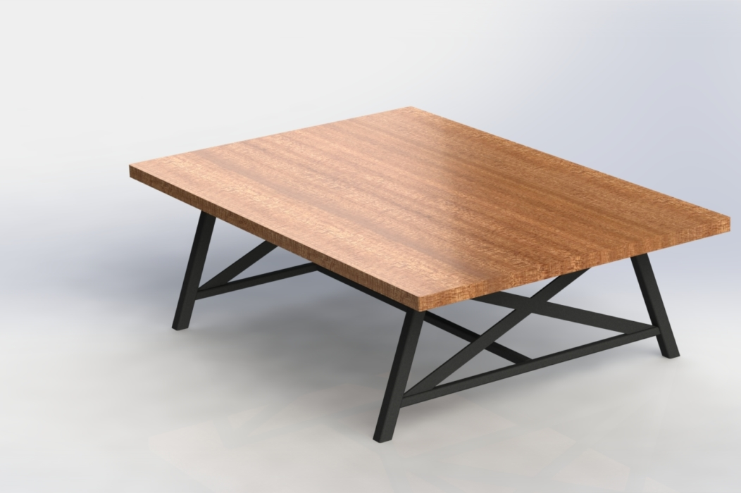BRAYLON A-FRAME COFFEE TABLE