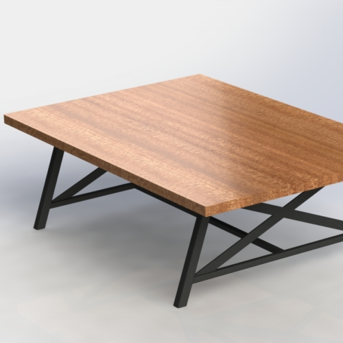 BRAYLON A-FRAME COFFEE TABLE